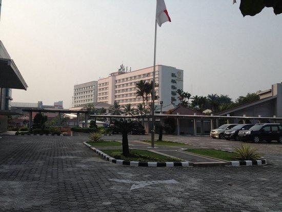 Hotel Pangeran.
