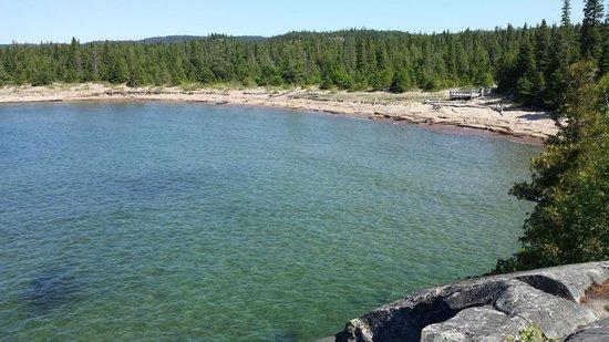 Worksheet. playa al lago  Picture of Pukaskwa National Park Ontario