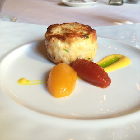 The French Room - TEMPORARILY CLOSED: Crabcake