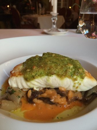 The French Room - TEMPORARILY CLOSED: Halibut