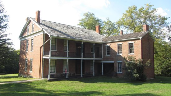 Battle of Lexington State Historic Site : Anderson Home