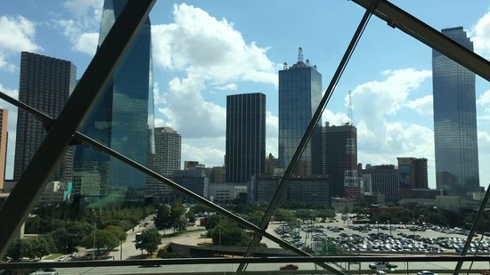 Perot Museum of Nature and Science : Stunning view
