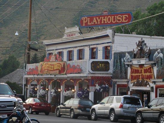 Jackson Hole Playhouse: outside