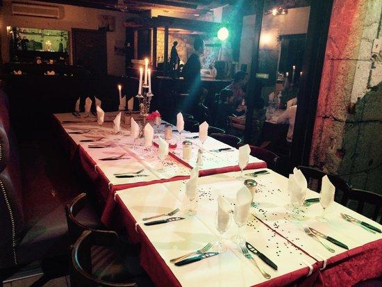 Restaurant La Mandoline: ...
