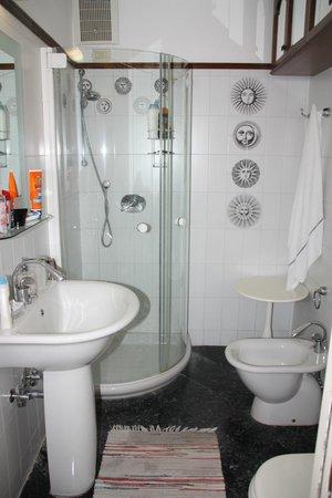 B&B Casa Baseggio : Bathroom