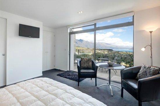 No 70 studio accommodation queenstown new zealand for 70 panorama terrace queenstown