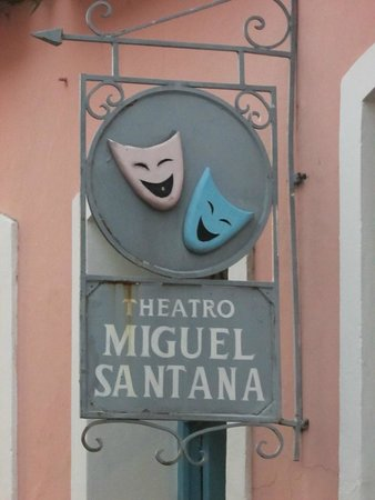 Miguel Santana Theater