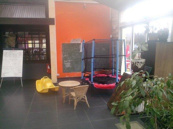 Bourg-Murat, Isola della Reunion: L'espace enfant