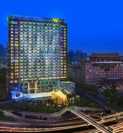 北京长安街 W 酒店