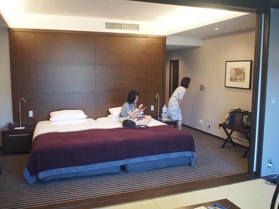 Hyatt Regency Hakone Resort and Spa : 和洋室