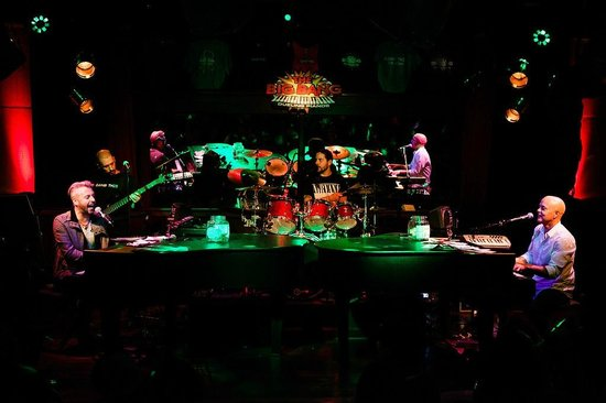 The Big Bang Dueling Pianos