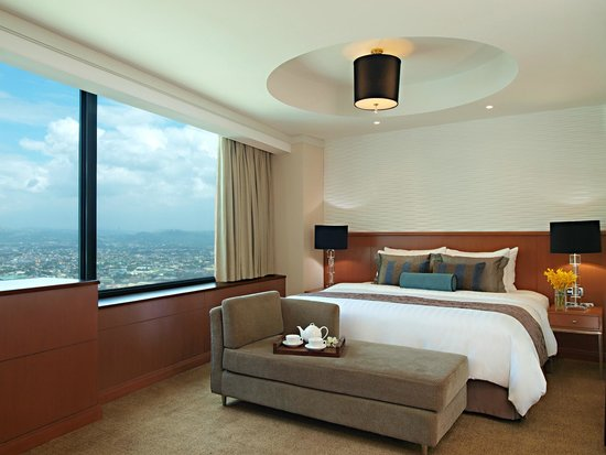 Eastwood Richmonde Hotel: Deluxe King Room