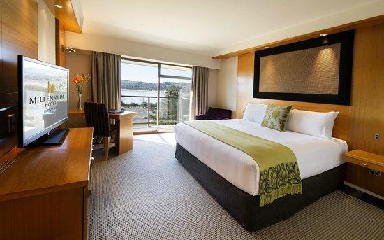 Millennium Hotel Rotorua: New Beds - Club Floor