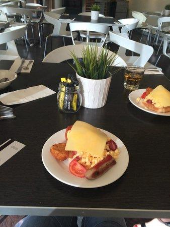 Ibis Sydney Darling Harbour: Breakfast nom