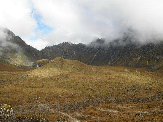 Phobjikha Valley: Valley view