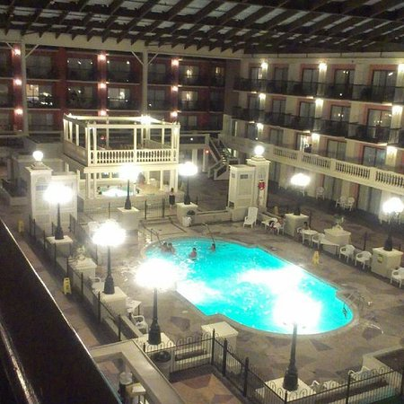 Hotel Pool Picture Of Caribbean Cove Indoor Water Park Indianapolis Tripadvisor