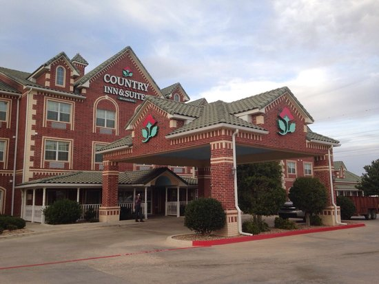 Country Inn & Suites By Carlson, Amarillo I-40 West: Fuori