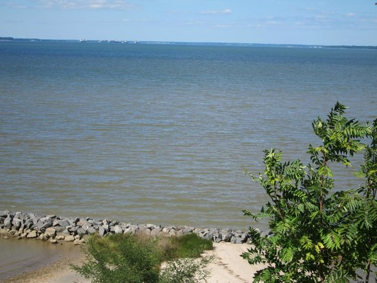 Fort Boykin: A water view