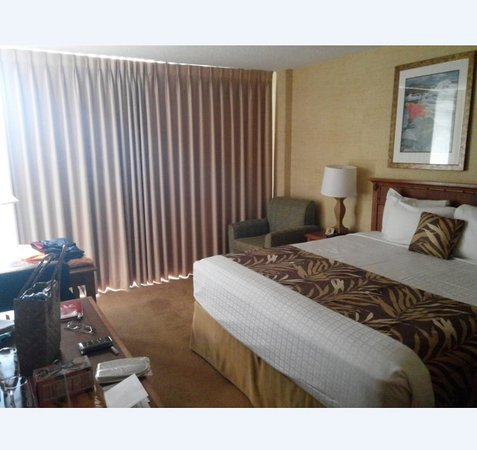 Waikiki Resort: room