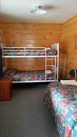 Fox Glacier TOP 10 Holiday Park: room