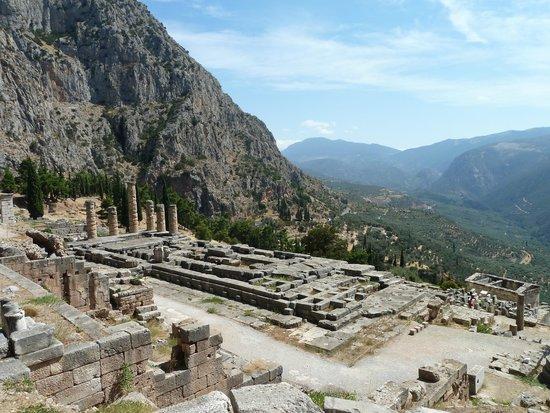 Il teatro - Picture of Delphi Ruins, Delphi - TripAdvisor