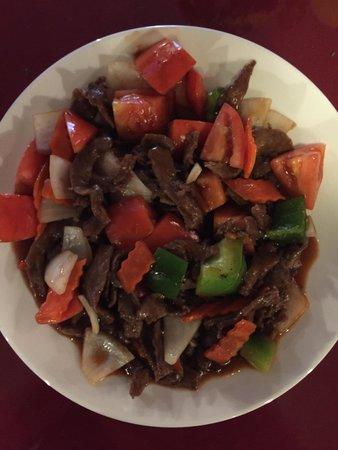 Susanville, CA: Tomato Beef