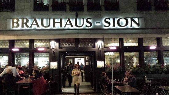 Brauhaus Sion Kommende Veranstaltungen