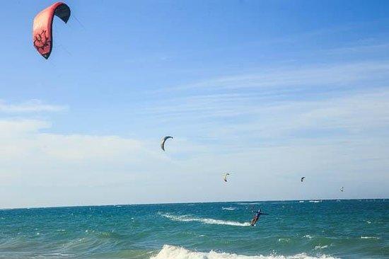 Кабарет, Доминикана: Kite Beach, Cabarete, DR