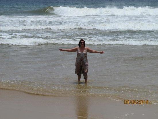 Somatheeram Ayurveda Resort: The beach