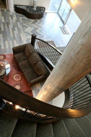 Travelodge Parksville: Lobby