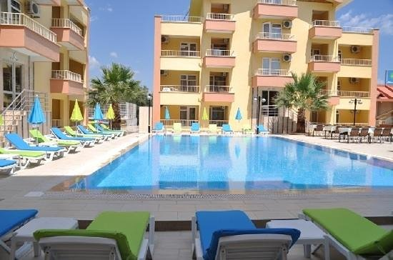 Altinoluk, Turkey: Lambada Hotel Altınoluk