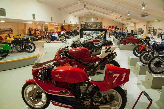 National Motor Racing Museum: Super bikes