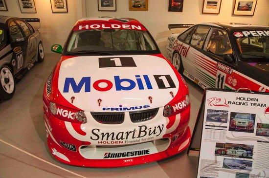 National Motor Racing Museum: Holden