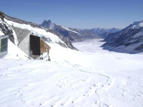Jungfrau : Top of europe