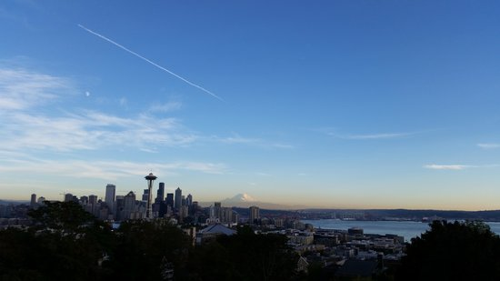 beautiful day at kerry park
