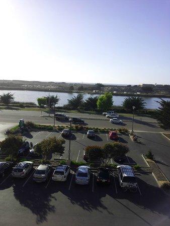 Holiday Inn Express At Monterey Bay: aussicht meerseite tagsüber