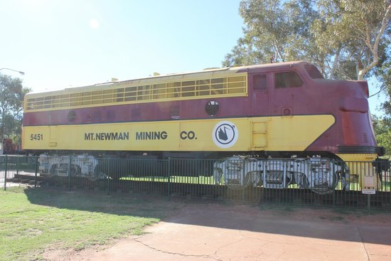 Don Rhodes Mining Museum