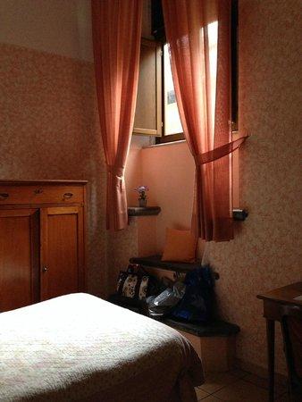 Hotel Locanda Orchidea: Одноместный номер