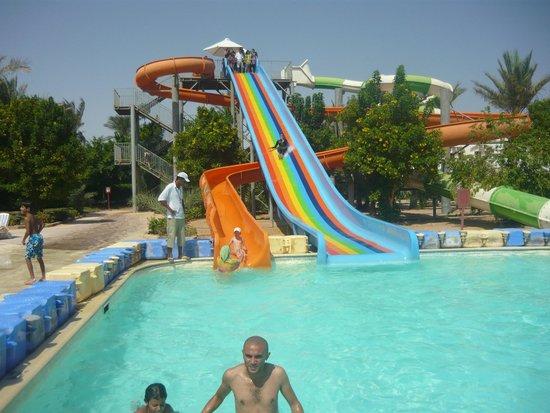 Continental Garden Reef Resort : аквапарк