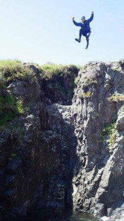 G Adventures Lake District Jumping - Foto di Crags Adventures, Windermere - TripAdvisor