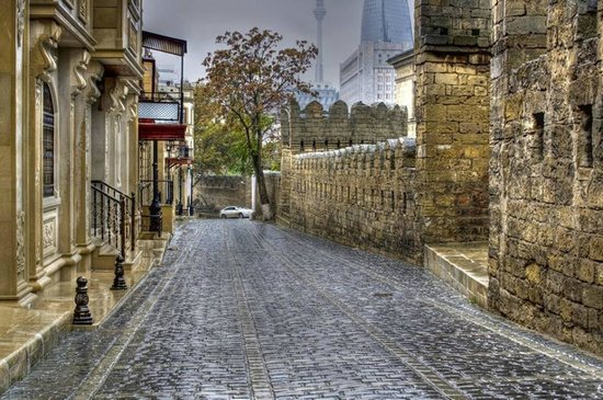 Old City Baku Hotels
