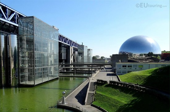 Cite des Sciences et de L'lndustrie