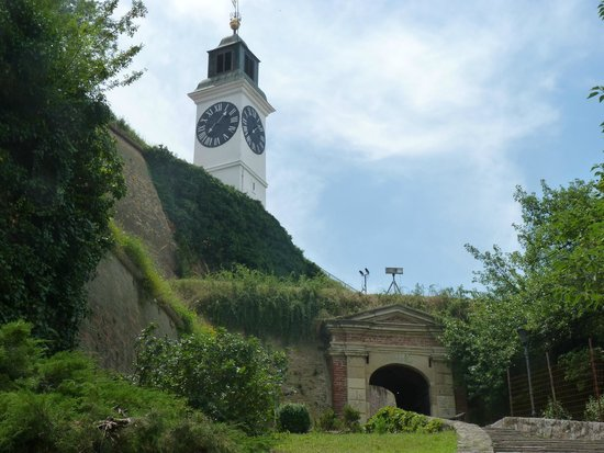 The Clock Tower: Fortezza con la torre