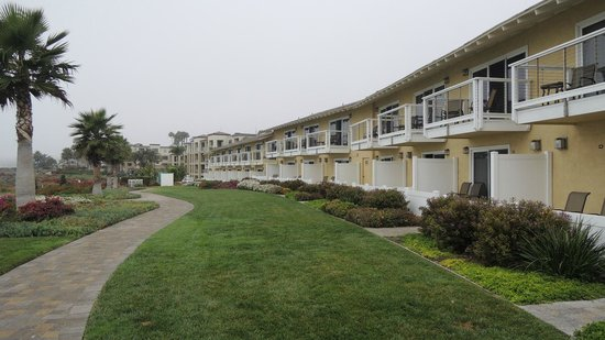 Spyglass Inn: Rooms facing the ocean