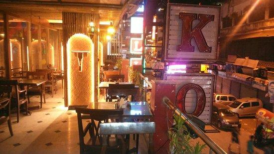 Hotel Hari Piorko: Restaurant at Hari Piorko..