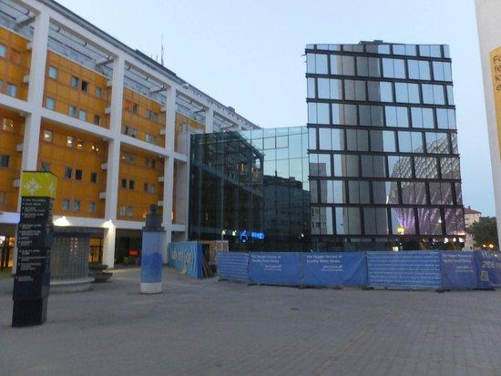 bild fr n quality hotel globe stockholm tripadvisor. Black Bedroom Furniture Sets. Home Design Ideas