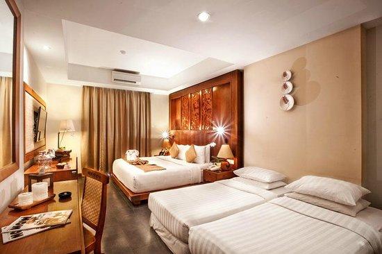 Kuta Seaview Boutique Resort & Spa : Family Room
