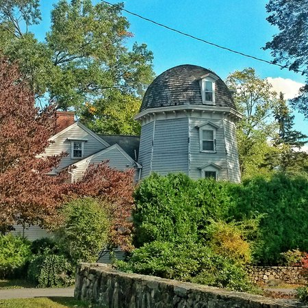 East Greenwich, RI: windmill cottage