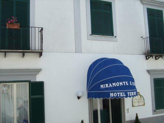 Hotel Terme Miramonte e Mare: HOTEL MIRAMARE