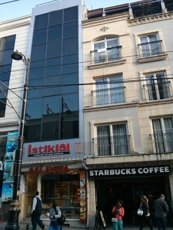 Istiklal Apart Hotel